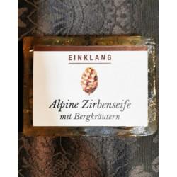 Alpine Zirbenseife 90g